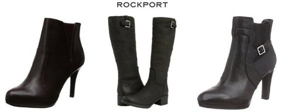 ロックポートの最新ブーツコレクション